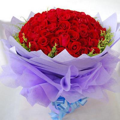 99支红玫瑰,米兰点缀