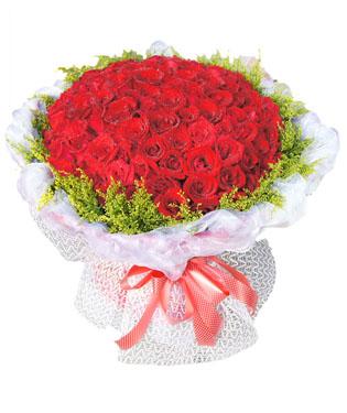 99枝红玫瑰,黄莺外围