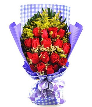 红玫瑰、19朵玫瑰